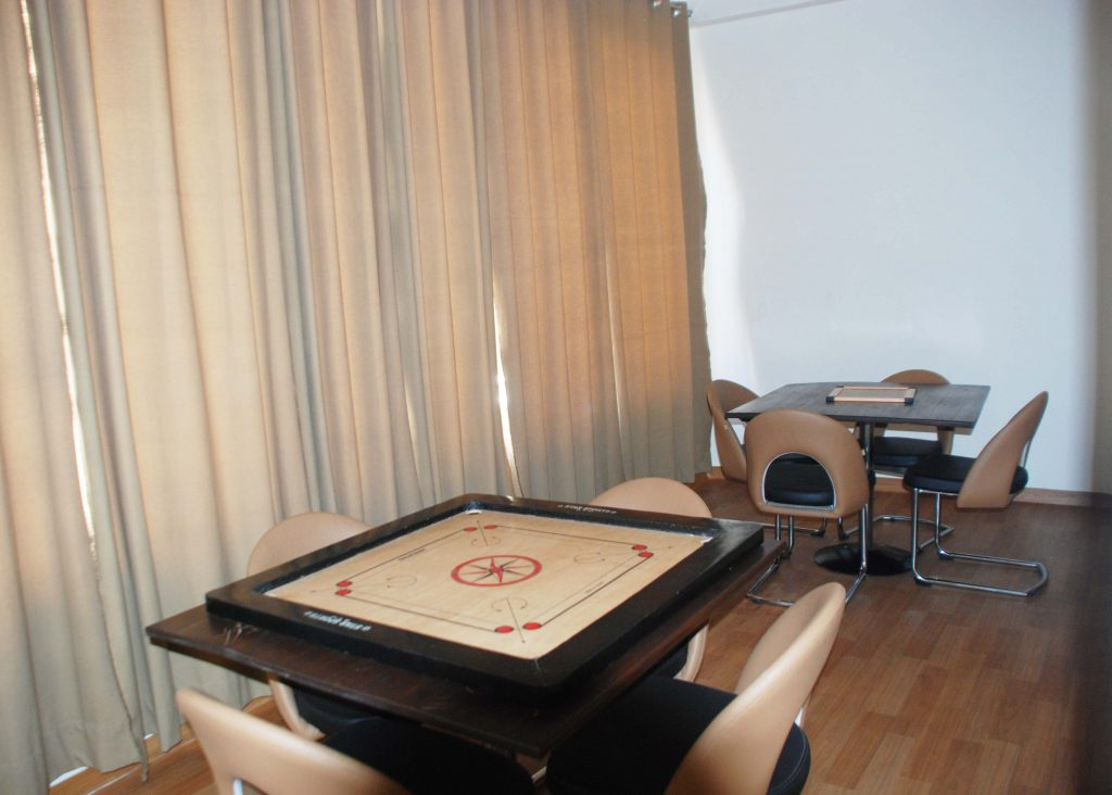 Carrom Room